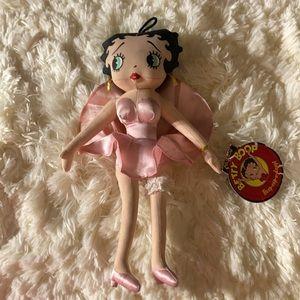 "Vintage Betty Boop 12"" Plush Doll"